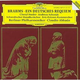 """Brahms: Ein deutsches Requiem, Op.45 - 6. Solo (Bariton) und Chor: """"Denn wir haben hie keine bleibende Statt"""""""