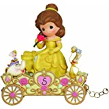 "Precious Moments - / Disney ""A Beauty To Behold At Five Years Old"" Belle Figurine"