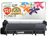 Shop At 247 ® Compatible Brother TN660 HIGH YIELD 2600 pages Black Laser Toner Cartridge for HL-L2320D, HL-L2340DW, HL-L2360DW, HL-L2380DW, MFC-L2700DW, MFC-L2720DW, MFC-L2740DW