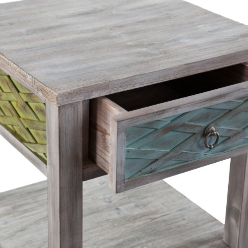 SEI Elston End/Side Table