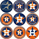 "Houston Astros MLB Round Badge 1.75"" Pinback at Amazon.com"