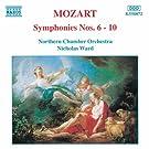 Mozart: Symphonies Nos. 6 - 10