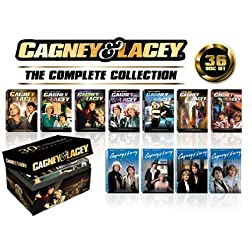Cagney & Lacey: The Complete Collection (Includes TV Movies)