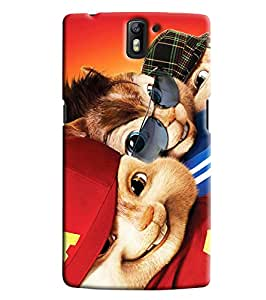 Atem Printed Back Cover For OnePlus 1