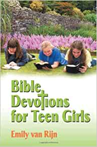 Amusing information Teen girl devotional book what