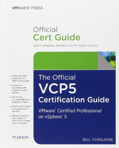 Official VCP5 Certification Guide, The (Vmware Press Certification)