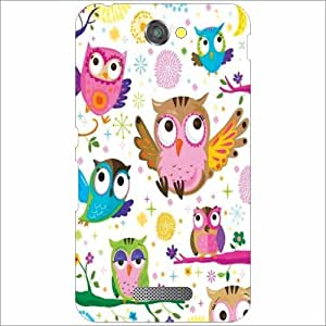 Sony Xperia E4 Back Cover - Flashy Designer Cases