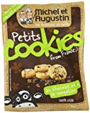 Michel and Augustin Little Cookies from France Chocolate and Nougatine 160 g (Pack of 3)