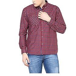 Yepme Men's Multi-Coloured Cotton Shirts - YPMSHRT1233_38