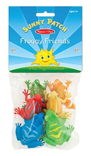 Melissa & Doug Sunny Patch Froggy Friends Toys - 1