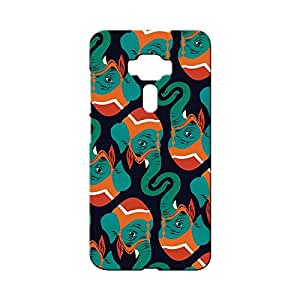 G-STAR Designer Printed Back case cover for Asus Zenfone 3 (ZE552KL) 5.5 Inch - G5534