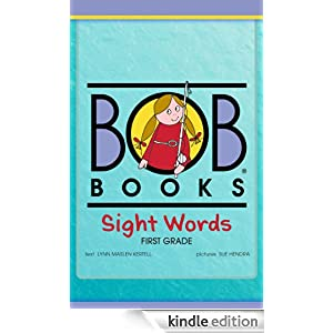 Bob Books Sight Words: First Grade