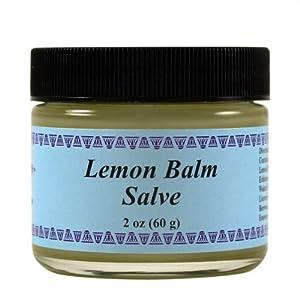 WiseWays Herbals: Salves for Natural Skin Care, Lemon Balm Cream 2 oz by WiseWays Herbals