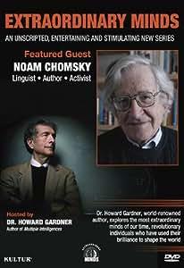 Extraordinary Minds: Noam Chomsky