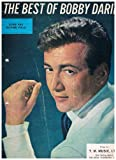 img - for The Best Of Bobby Darin - Song And Picture Folio (Piano Vocal Guitar Songbook) book / textbook / text book
