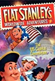 img - for Flat Stanley's Worldwide Adventures #9( The Us Capital Commotion)[U.S. CAPITAL COMMOTION][Paperback] book / textbook / text book