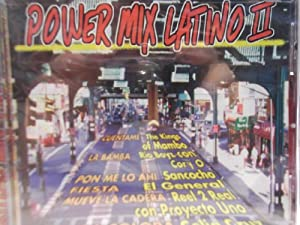 Power Mix Latino, Vol. 2