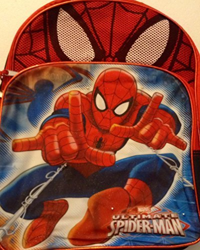 Amazing Spider-man Super Lights Backpack
