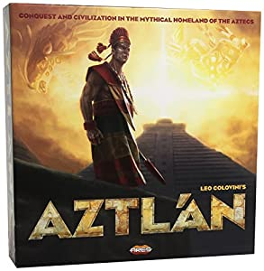 Aztlan Board Game