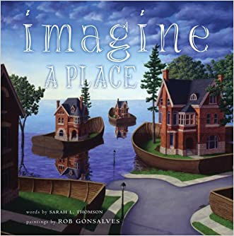 Imagine a Place written by Sarah L. Thomson