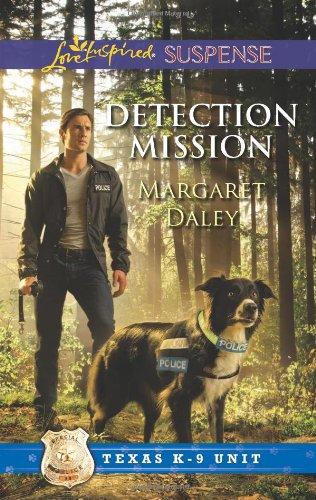 Image of Detection Mission (Love Inspired Suspense\Texas K-9 Unit)