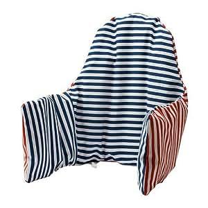 ikea pyttig high chair cushion and cover baby