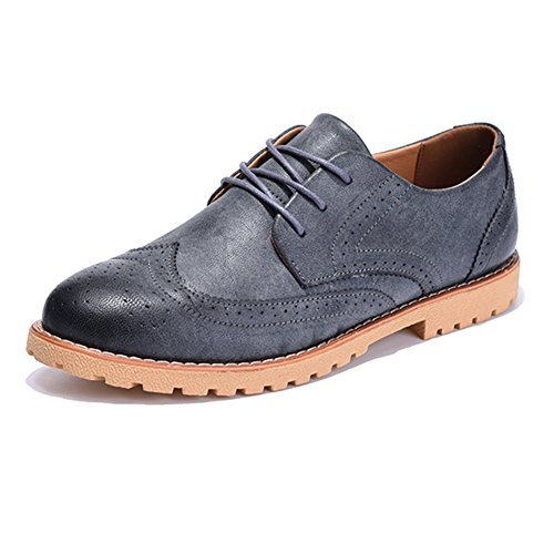 scarpe d'Inghilterra/ inciso scarpe/Scarpe uomo casual/Retro-casual shoes/Scarpe uomo-B Lunghezza piede=24.3CM(9.6Inch)