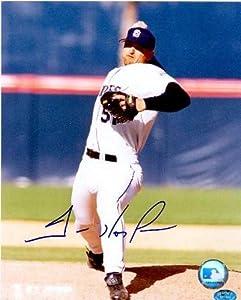 Trevor Hoffman autographed 8x10 Photo (San Diego Padres)