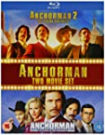 Anchorman 1-2 Box Set [Blu-ray]
