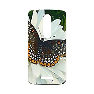 BLUEDIO Designer Printed Back case cover for Motorola Moto X3 (3rd Generation) - G7143