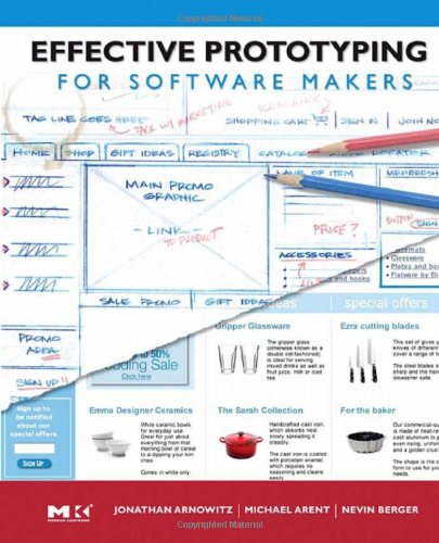Effective Prototyping for Software Makers (Interactive Technologies)