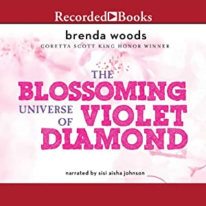 The Blossoming Universe of Violet Diamond | [Brenda Woods]