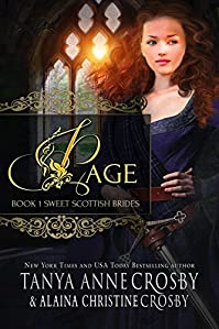 Page: A Sweet Scottish Medieval Romance by Tanya Anne Crosby ebook deal