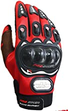 Hard Red Bicycle Full Finger Gloves Autumn and Winter Long Finger Crusty Mountain Outdoor Ride Full