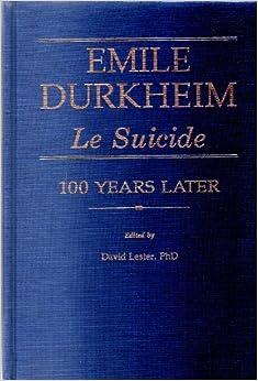 durkheim s le suicide an interpretivist s approach With his famous study le suicide (using a positivists approach)  methods was durkheim's suicide  who used an interpretivist approach.