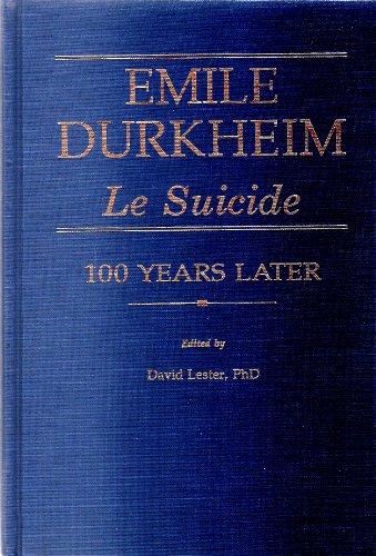 Essays suicide