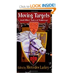 Moving Targets and Other Tales of Valdemar (Valdemar Series) by Mercedes Lackey