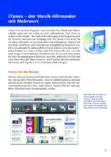 iTunes 09, iPhone, iPod & Apple TV - Musik, Filme und mehr