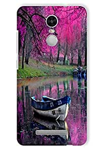 IndiaRangDe Hard Back Cover FOR Xiaomi Redmi Note 3
