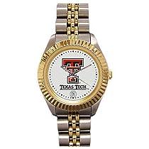 Texas Tech Red Raiders Suntime Ladies Executive Watch - NCAA College Athletics