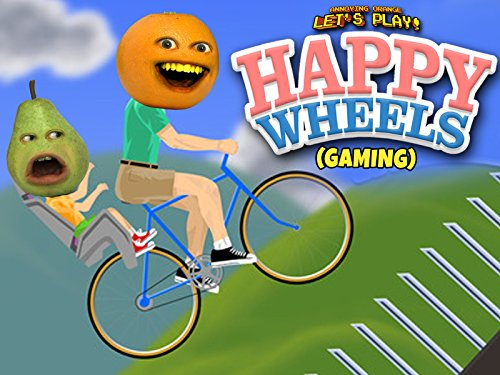 Happy Wheels Game