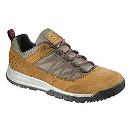 Salomon 2015/16 Men\'s Instinct Travel Shoes - L37839400 (Rawhide Leather/Navajo/Pinot Noir - 13)