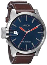 Nixon The Chronicle Watch in Navy