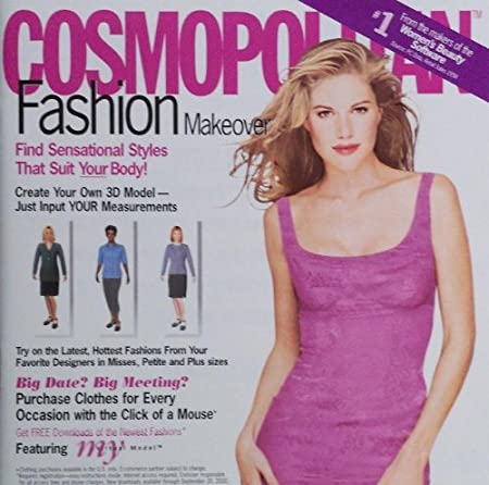 Cosmopolitan Fashion Makeover (Jewel Case)