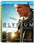Elysium  [Blu-ray + DVD + UltraViolet...