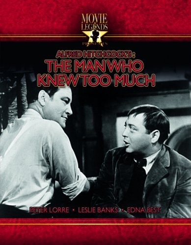 The Man Who Knew Too Much [DVD] [1935]