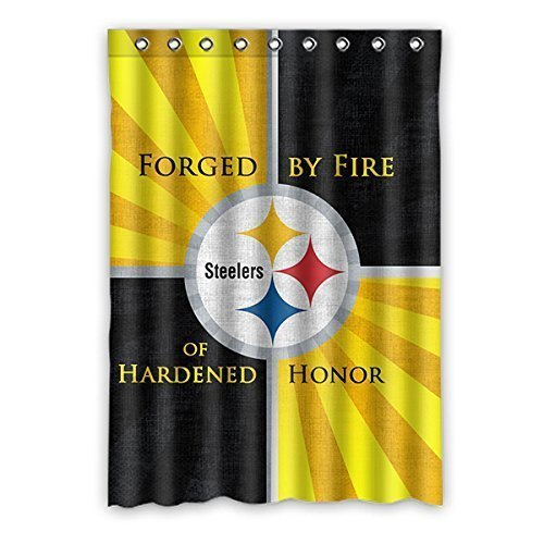 Steelers Drapes Pittsburgh Steelers Drapes Steeler Drapes