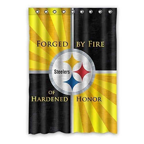 Pittsburgh Steelers Drapes Steelers Drapes Steeler