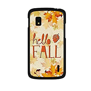 HelloFall Case for LG Nexus 4