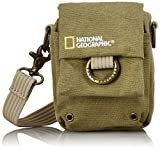 National Geographic NG 1153 Pouch Medium for mirrorless camera or point and shoot camera (Khaki)